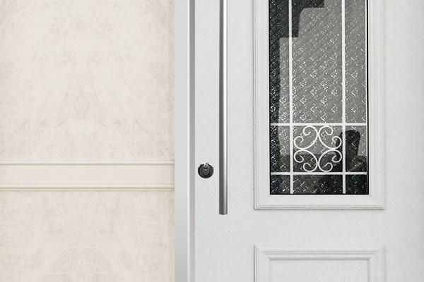 בחירת דלתות כניסה מעוצבות