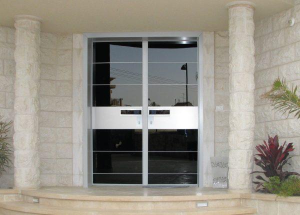 דלתות מדגם יהלום